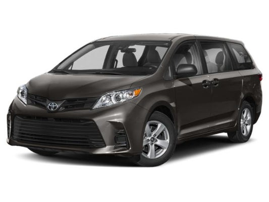 Priority Nissan Williamsburg >> 2019 Toyota Sienna Limited Braun Ability Hampton Roads VA | Petersburg Granville Whitlock ...