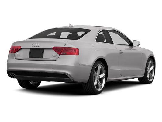 2013 Audi A5 Coupe 2 0T Premium Plus quattro
