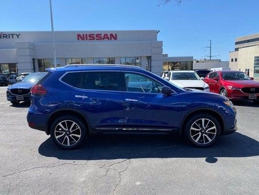 2020 Nissan Rogue SL Hampton Roads VA   Petersburg ...