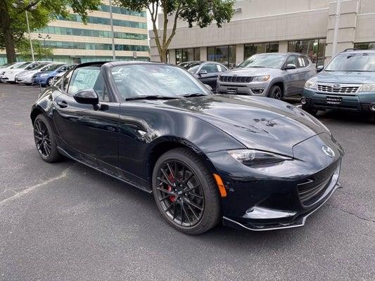 Priority Nissan Williamsburg >> 2020 Mazda MX-5 Miata RF Club Hampton Roads VA | Petersburg Granville Whitlock Estates Virginia ...