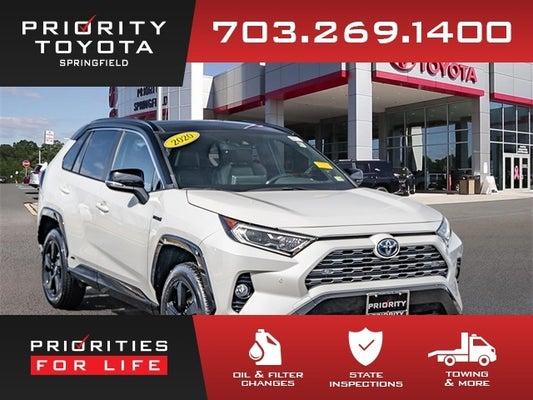 2020 Toyota Rav4 Hybrid Xse Hampton Roads Va Petersburg
