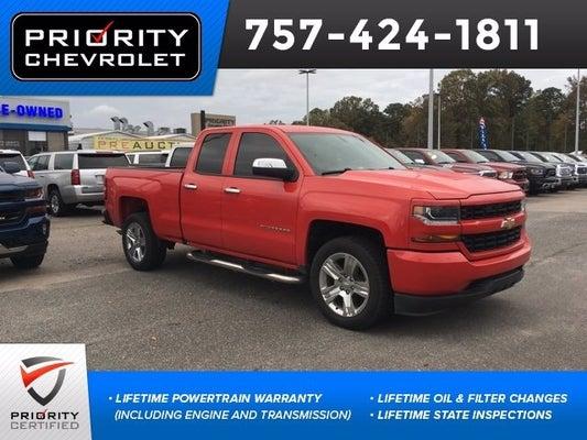 2016 Chevrolet Silverado 1500 Custom Virginia Beach Va Hampton Norfolk Newport News Virginia 1gcrcpehxgz336539
